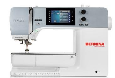 BERNINA B540 - Maszyna do szycia