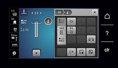 BERNINA Multi-Hafciarka komputerowa i maszyna do szycia w jednym