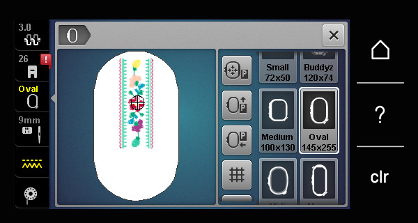 BERNINA B590 - Multi-Hafciarka komputerowa dla profesjonalistów