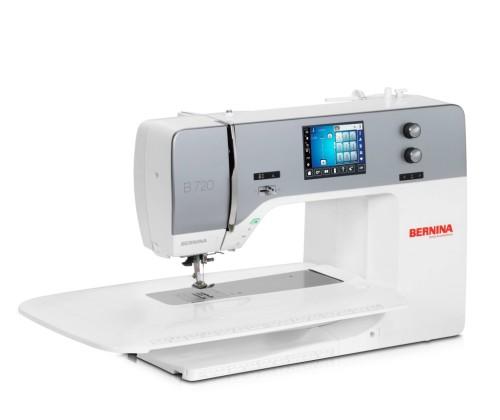Komputerowa maszyna do szycia i hafciarka - BERNINA 720