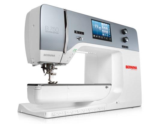 Maszyna do szycia BERNINA 750