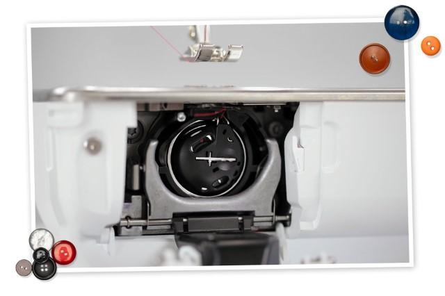 BERNINA 9 HOOK - nowy przemysłowy chwytacz