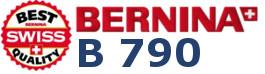 BERNINA 790 - Hafciarka komputerowa dla firm