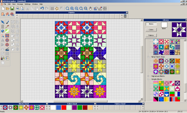 Patchwork i Quilting - Editor Plus