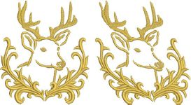 Bernina Art Design - perspektywa i pochylenie haftów
