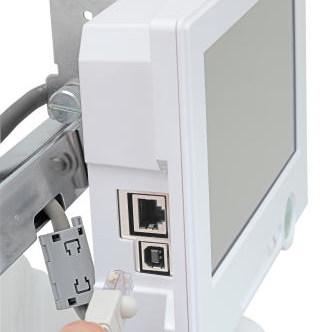 HAPPY HCD2 - Łączenie w sieć LAN i połączenie z komputerem poprzez USB