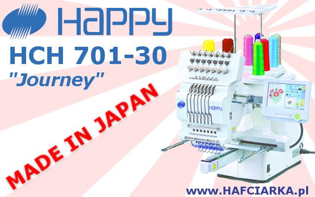 Hafciarka komputerowa 7-igłowa HAPPY HCH 701-30