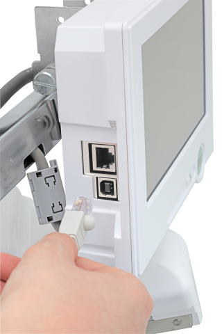 HAPPY HCH - Łączenie w sieć LAN i połączenie z komputerem poprzez USB