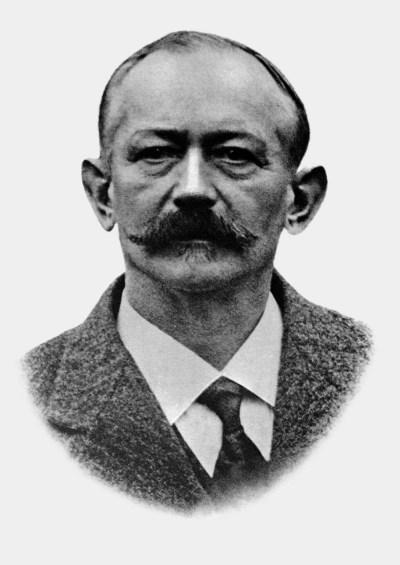 Karl Friedrich Gegauf zalozyciel BERNINA