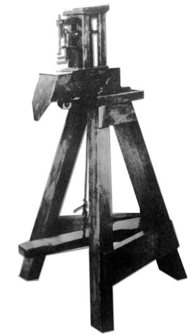 Maszyna do szycia Barthelemy Timonnier - 1830 rok