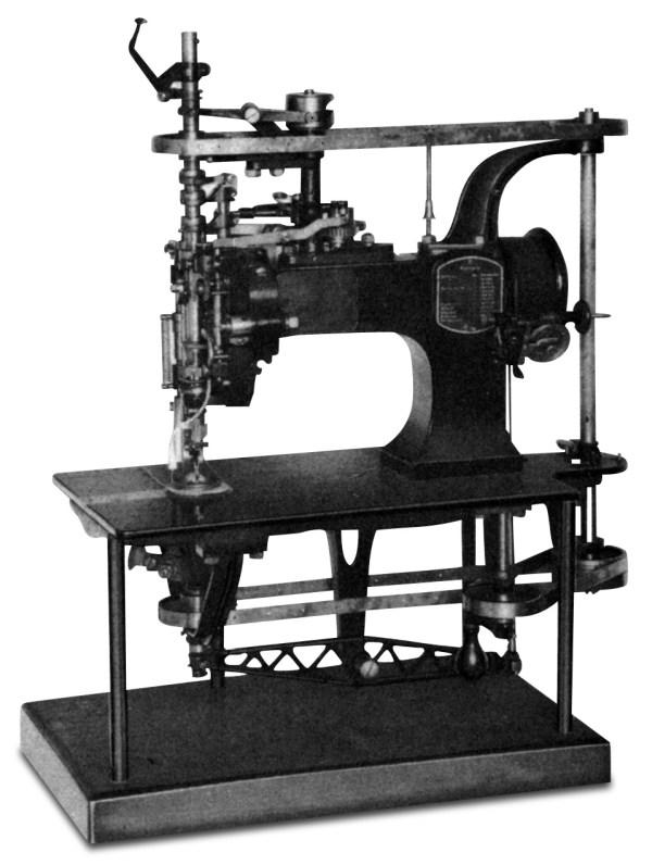 Maszyna Fritz Gegauf