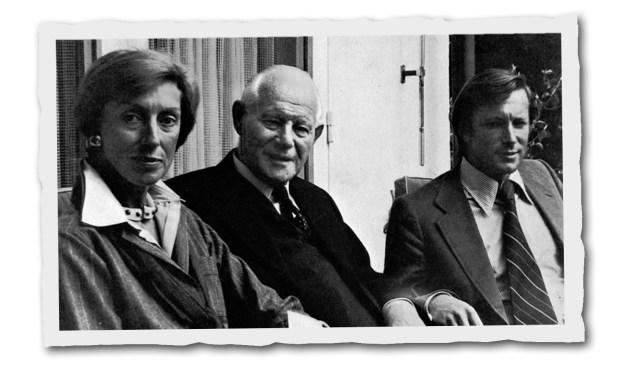 BERNINA - Trzy pokolenia rodzinnej firmy BERNINA