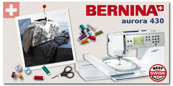 Bernina Aurora 430