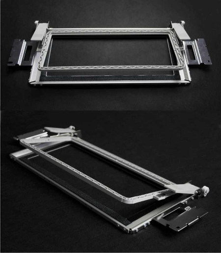 BROTHER PR 1000 - Border Frame - Rama do haftowania trudnych elementów
