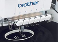 BROTHER PR 655 - Haftowanie