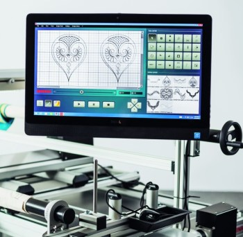 BERNINA Q-matic - system automatycznego pikowania