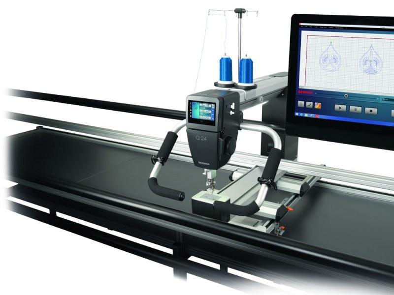 BERNINA Q-matic - Automat do pikowania