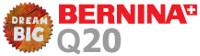 BERNINA Q20 - Maszyna longarm z ramą lub stołem do pikowania