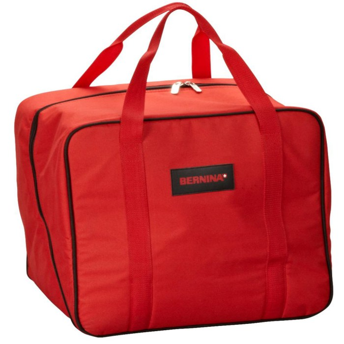 RED BAG BERNINA - Torba na maszynę