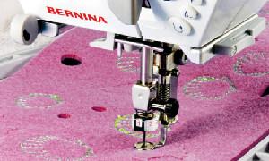 BERNINA CutWork - Wycinanie na tkaninie