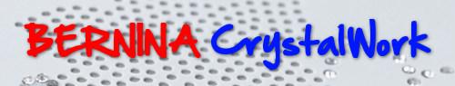 BERNINA CrystalWork - Zdobienie krzyształkami