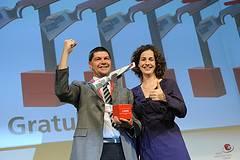 Bernina CutWork - Nagroda SWISS Technology Award