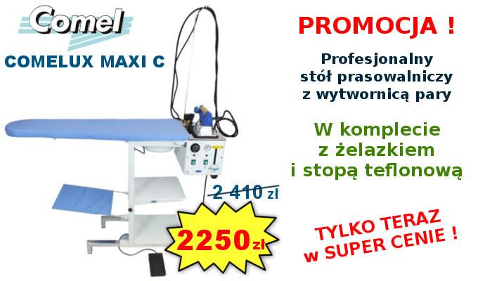 Promocje przemysłowych urządzeń szwalniczych