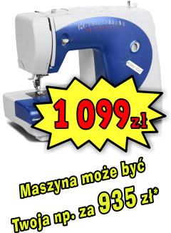 BERNINA bernette Easy Start - Idealna maszyna do szycia na prezent i nie tylko