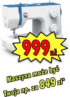 BERNINA bernette Sew&Go 5 - Idealna maszyna do szycia