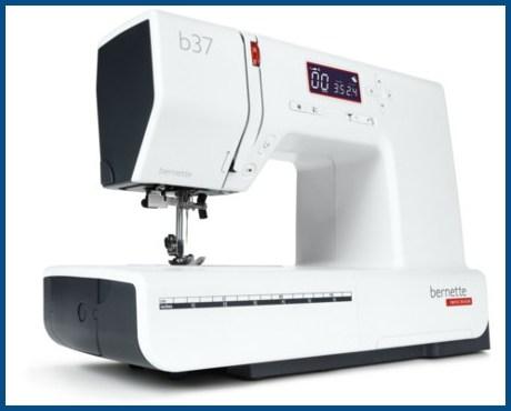 BERNINA bernette B37 - Komputerowa maszyna do szycia