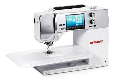 Profesjonalna, komputerowa maszyna do szycia BERNINA 570