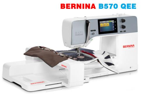Multi-Hafciarka komputerowa BERNINA B570 QEE