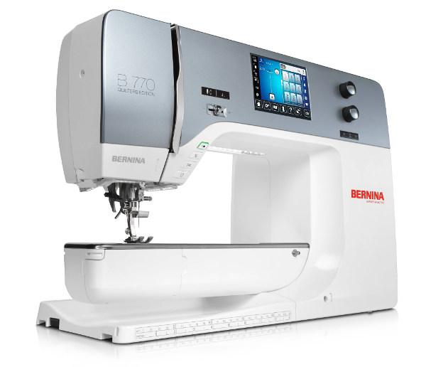 Komputerowa maszyna do szycia BERNINA 770 QE