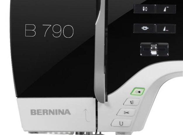 Przyciski sterujące - BERNINA B790