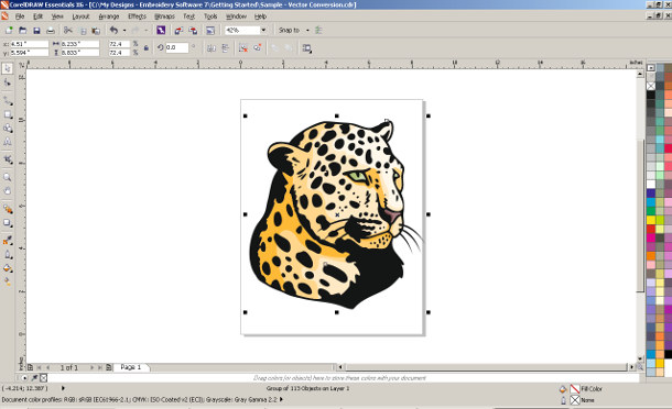 Corel Draw X6 Essenstials