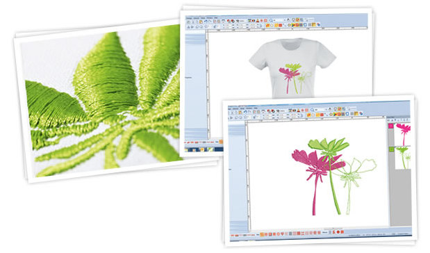 Designer Plus 7 - oprogramowanie hafciarskie