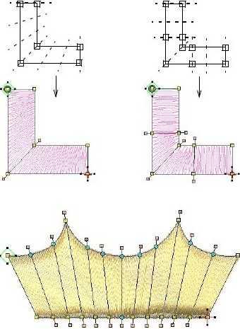 Designer Plus - Tworzenie haftów