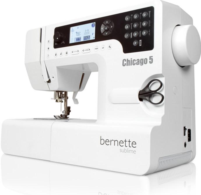 BERNINA bernette Chicago 5 - Komputerowa maszyna do szycia