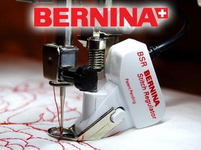BERNINA BSR Laserowa stopka do pikowania