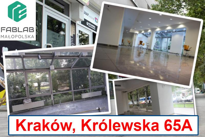 FabLab Małopolska - Kraków, Królewska 65A
