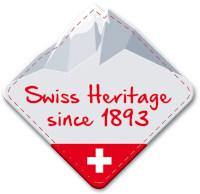 BERNINA - Szwajcarskie dziedzictwo nieprzerwanie od 1893 roku