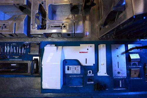 BERNINA - Części do maszyn, hafciarek, owerloków