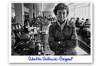 Odette Ueltschi-Gegauf