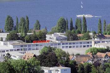 Fabryka BERNINA w Steckborn