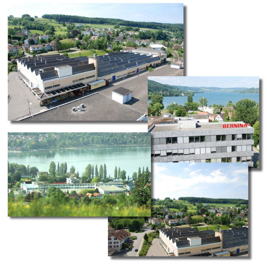 Fabryka i główna siedziba firmy BERNINA
