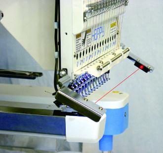 HAPPY HCD2 - Laserowy czujnik bezpieczeństwa