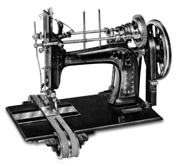 Maszyna do szycia ściegiem Hemstitch
