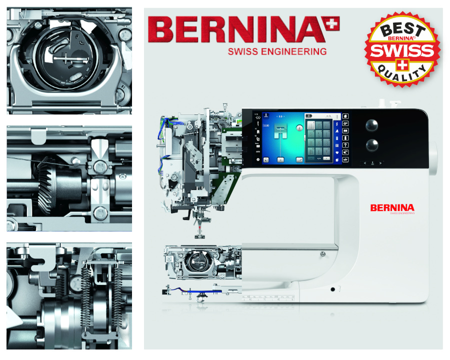 Multi-Hafciarki BERNINA