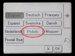 BERNINA Deco 340 PL - Polskie menu obsługi