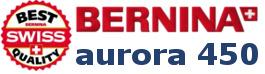 BERNINA Aurora 450